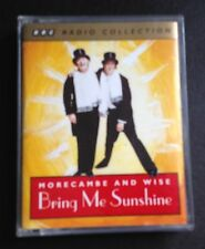 AUDIO BOOK: MORECAMBE AND WISE Bring Me Sunshine - on 2 x cass - BBC Radio