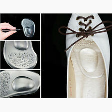Soft Silicone Gel Ball Foot Cushion Insoles Metatarsal Support Insert Shoes Pads