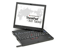 "IBM ThinkPad X41 Laptop 12.1"" (1.50GHz, 1GB Ram, 60GB HDD, Win XP) Refurbished"