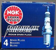 4 PCS - NGK 2667  Iridium IX Spark Plugs  (BKR7EIX)