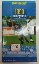 1990 Italia - Inghilterra 2-1 5a Coppa del Mondo FIFA Tuttosport VHS finale 3 CN