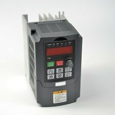 NEW MINI SIZE 2.2KW 220V 10A VARIABLE FREQUENCY DRIVE INVERTER VFD 3HP CNC