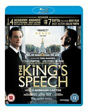 The King's Speech Blu-ray Brand New Sealed