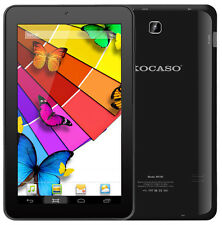 "Kocaso 7"" Inch Android 5.1 8GB Tablet Quad Core PC 1GB RAM Dual Camera (Black)"