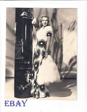 Ginger Rogers sexy Shall We Dance VINTAGE Photo