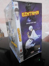 GINTAMA DVD 2 (stag.1) con Collector's Box LIMITATO e NUMERATO - NUOVO SIGILLATO