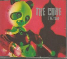THE CURE The 13th w/ 2 RARE MIXES & UNRELEASED Picture Disc CD single USA Seller