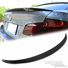 Carbon BMW F10 5-Series Performance Rear Trunk Boot Spoiler 520d 530i 2016