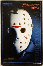 Friday 13th part 3 : Jason Voorhees 1/6 action figure  sideshow 2003