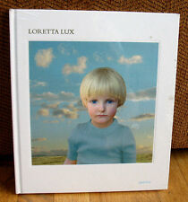 New Sealed Loretta Lux Monograph Portraits Children Childhood Aperture 2005 HC