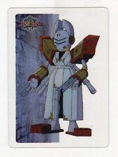 figurina MEDAROT LAMINCARDS COLLECTION EDIBAS - NUMERO 38 FOXUNO
