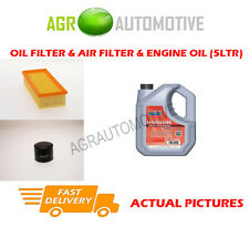 DIESEL OIL AIR FILTER + FS 5W40 OIL FOR ROVER STREETWISE 2.0 101 BHP 2003-05
