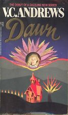 Dawn 1 by V. C. Andrews (1990, Paperback, First Pocket Books Printing)
