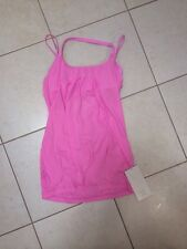 Lululemon Flow And Go Tank, Workout Yoga, Size 2, Vintage Pink, NEW!