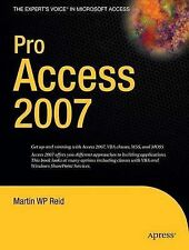 Pro Access 2007: 2007 by Martin Reid (Paperback, 2007)