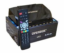 New Model Openbox V9S with 12 Month Gift. All Channels Included, Plug and Play,