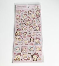 Rilakkuma Stickers - Korilakkuma Style 1 San-X Kawaii Japan UK