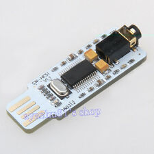 Mini PCM2704 USB Audio Sound Card DAC Decoder Board Free Drive for PC laptop