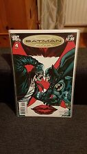 Batman incorporated 4 VF+/NM 1:25 variant 2011