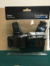 GoPro Chesty- Action Camera Chest Harness- GCHM30-001- Free Domestic Shipping