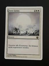 IRA DI DIO -  WRATH OF GOD 8ed TEDESC- MTG MAGIC [MF]