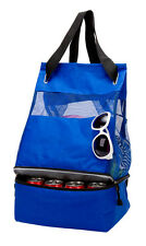 16 cans outdoor fishing beach picnic food insulated cooler tote backpack G7225