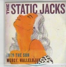 (CH732) The Static Jacks, Into The Sun - 2011 DJ CD