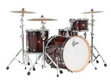 Gretsch Catalina Maple 4 Piece Drum Kit with Hardware-Dark Cherryburst