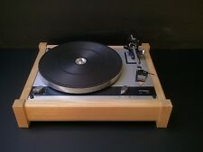 THORENS TD-160 / TD-165 / TD-166/TD-145 / TD-147 / ASH  wood PLINTH
