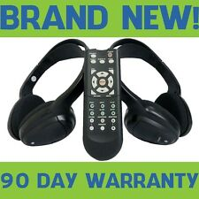 FORD LINCOLN MERCURY OEM DVD Entertainment 2 Headphones Headsets Remote Control