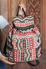 New Backpack Boho Thai Hill Tribe Cotton Shoulder bag Hippie Ethnic Hmong BG52