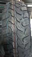 265/75R16LT 123/120Q  Windforce MT MUD Terrain with 16x8 Black Sunraysia wheels