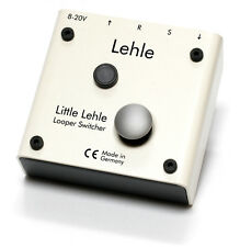 Lehle Little Lehle II True-Bypass Looper / Switcher