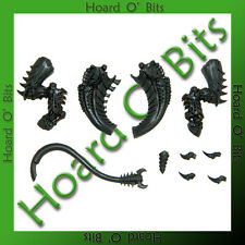 WARHAMMER 40K BIN BITS TYRANID HIVE TYRANT - LEGS and TAIL