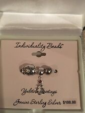 NEW Individuality Beads for charm bracelet Christmas Tree Snowflake St Silver
