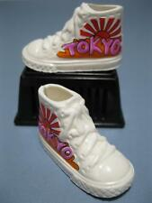 Barbie Matching TOKYO ASIAN TENNIS SHOES TRAINERS fits Flat Foot Poseable LIV