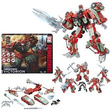 Transformers Combiner Wars Victorion Torchbearers Boxed Set