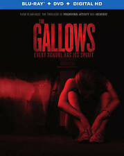 Gallows, The (Blu-ray), New Disc, Reese Mishler, Ryan Shoos, Mackie Burt, Cassid