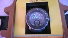 Invicta 10720 Sea Hunter Swiss Made Quartz Chronograph Nylon Strap Mens Watch