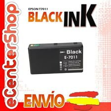 Cartucho Tinta Negra / Negro T7011 NON-OEM Epson WorkForce Pro WP-4525DNF