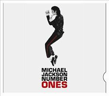 Number Ones (Eco-Friendly Packaging) Michael Jackson MUSIC CD