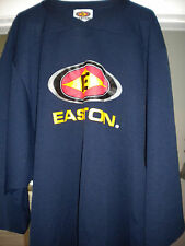 EASTON GAME WORN PRACTICE  HOCKEY JERSEY
