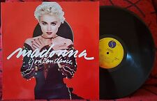 MADONNA **You Can Dance** ORIGINAL 1987 Spain Issue LP **BY DISCOS CBS**