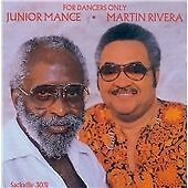 MANCE, JUNIOR-For Dancers Only CD NEW