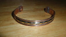 Copper Magnetic Bracelet Rheumatic Healing, style6 - ideal gift for Xmas