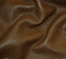 95 sf. 3oz Brown Edelman Scotchgrain Upholstery Leather Hide Skin B29u -y