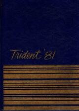Mississippi Gulf Coast Community College Trident 1981 Yearbook Annual