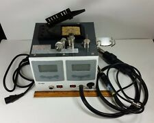 ZD-982 SOLDERING & HOT AIR SMD REWORK STATION  ion electronics   works
