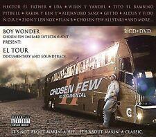 Chosen Few: Chosen Few: El Documental II CD+DVD Audio CD