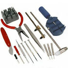 New 16pc Deluxe Watch Repair Kit Link Remover Back Case opener US FAST SHIPPER